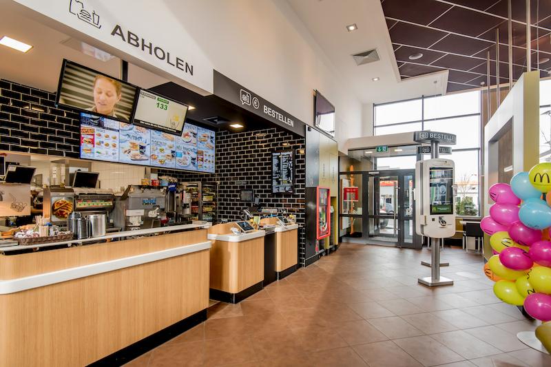 Mcdonalds Bonn